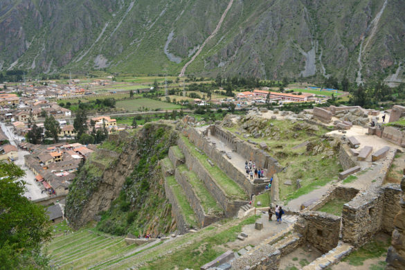 Meu roteiro no Vale Sagrado: Pisac e Ollantaytambo
