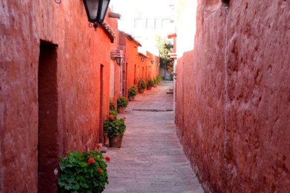 Arequipa, a cidade branca