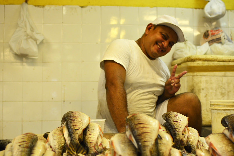 Explorando os sabores da Amazônia no Mercado Municipal de Manaus