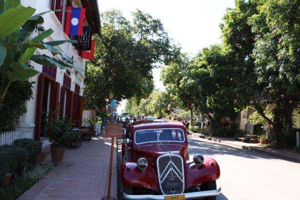 Se apaixone pelo Laos em Luang Prabang