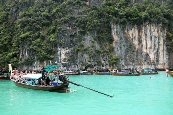 Vale a pena ir em Ko Phi Phi?