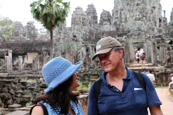 Uma viagem pelo Camboja