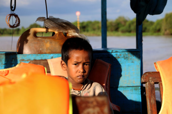 Outros passeios em Siem Reap, além de Angkor