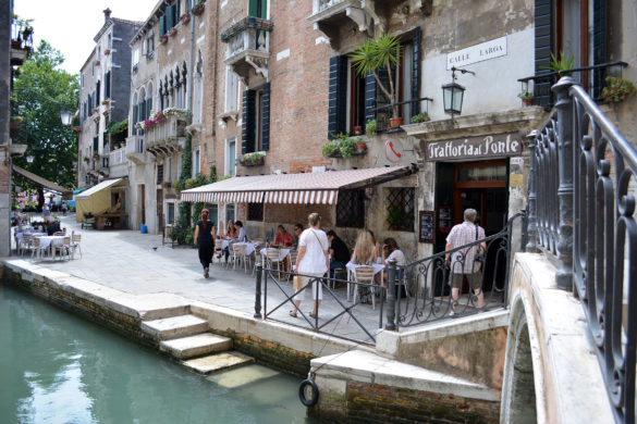 Um guia para se apaixonar por Veneza