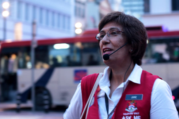 Fui Sozinha: Kuala Lumpur