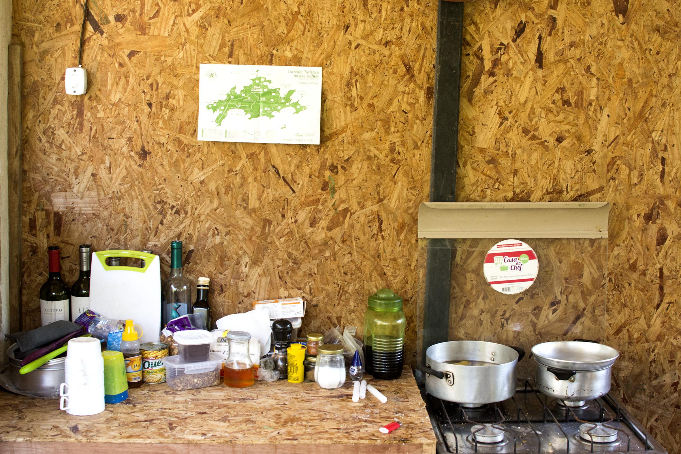 Cozinha camping2