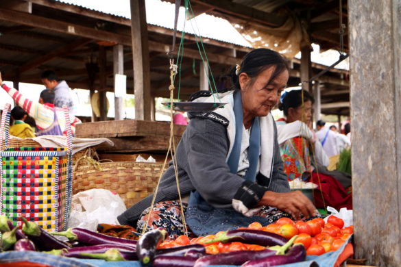Vou te convencer a viajar: Inle Lake, Myanmar