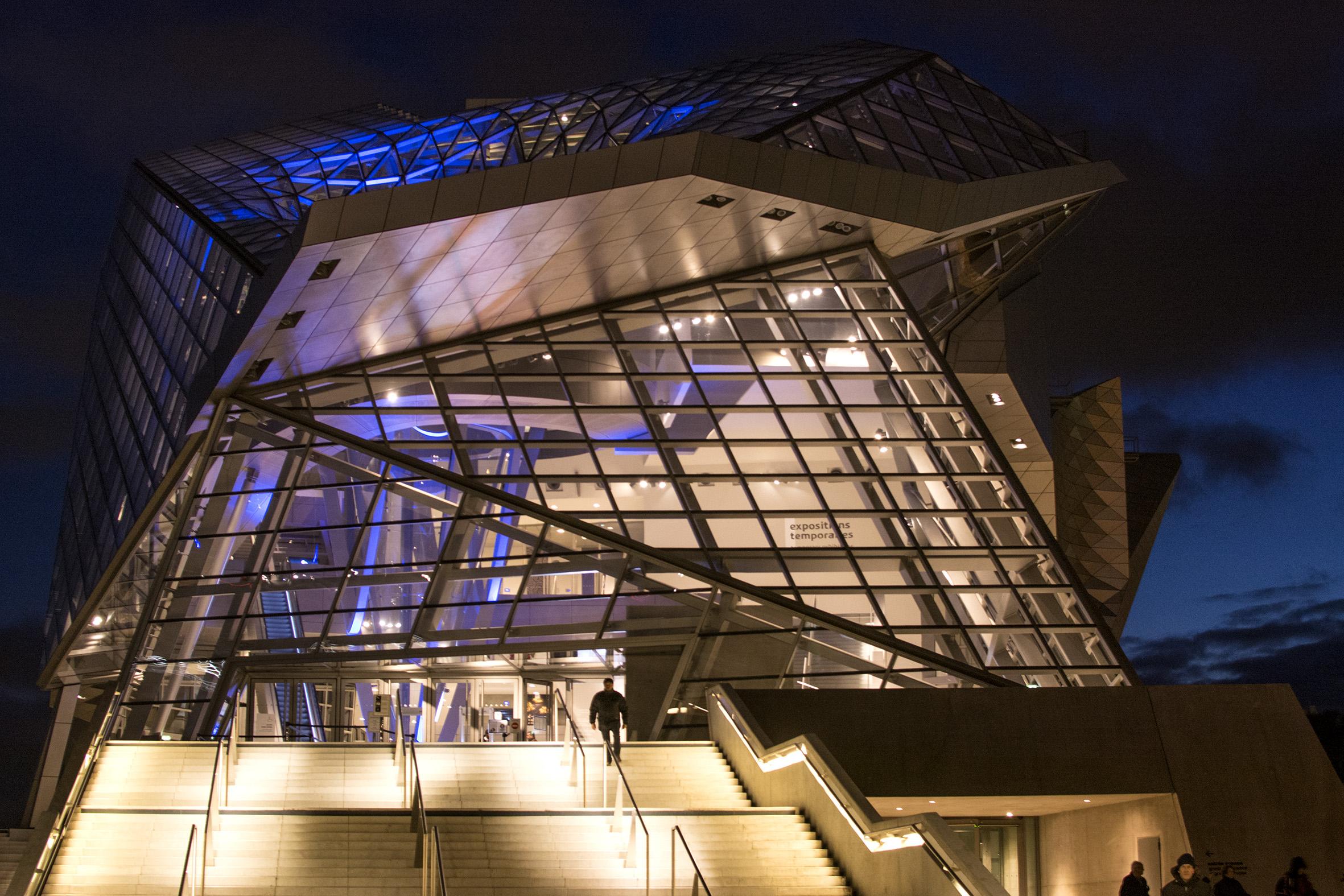 Museu Confluence - Lyon