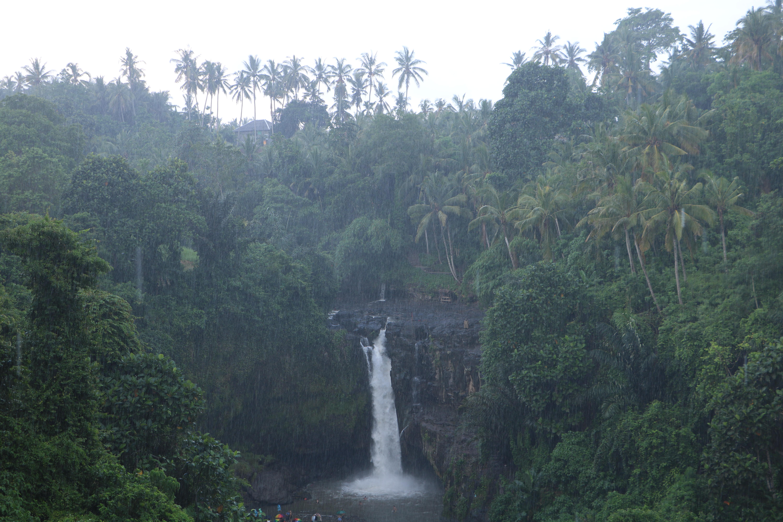 Waterfall Ubud Bali