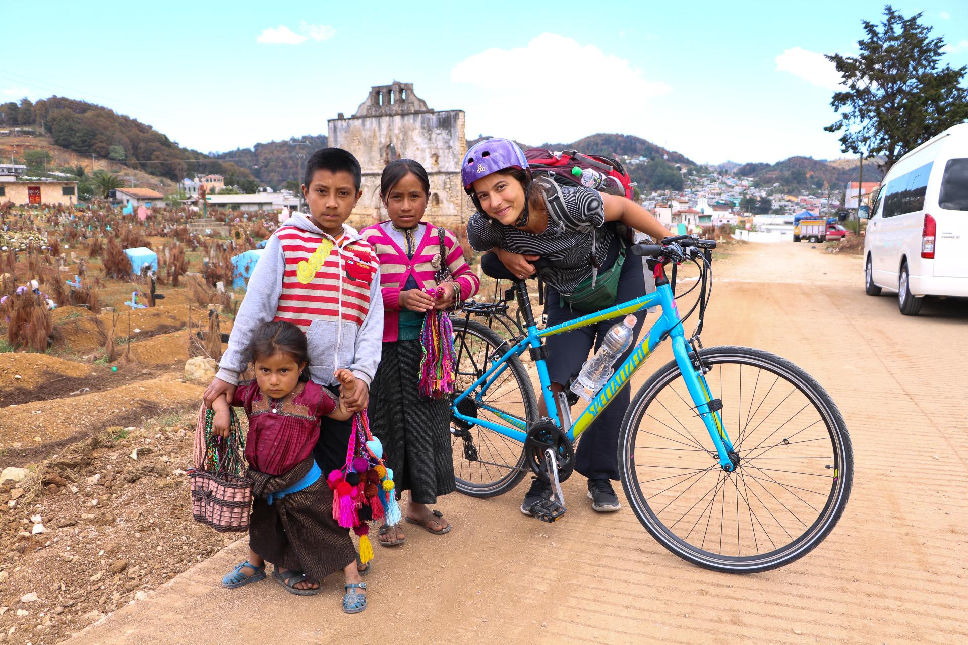 Crianças, México, San Juan Chamula, Chiapas