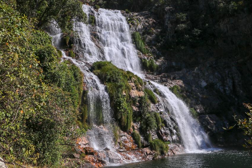 Cachoeira Candaru, Quilombo Kalunga, Cavalcante, Chapada dos Veadeiros