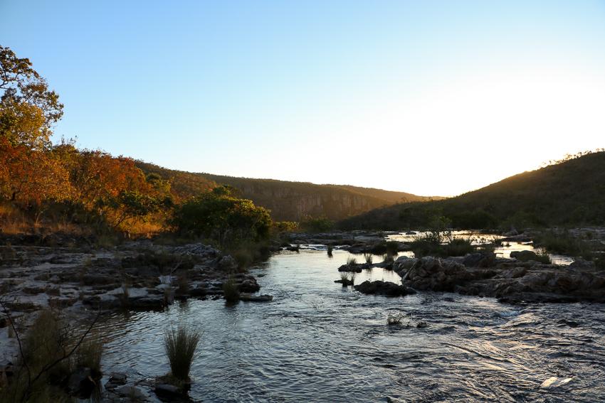 Rio dos Couros, Chapada dos Veadeiros