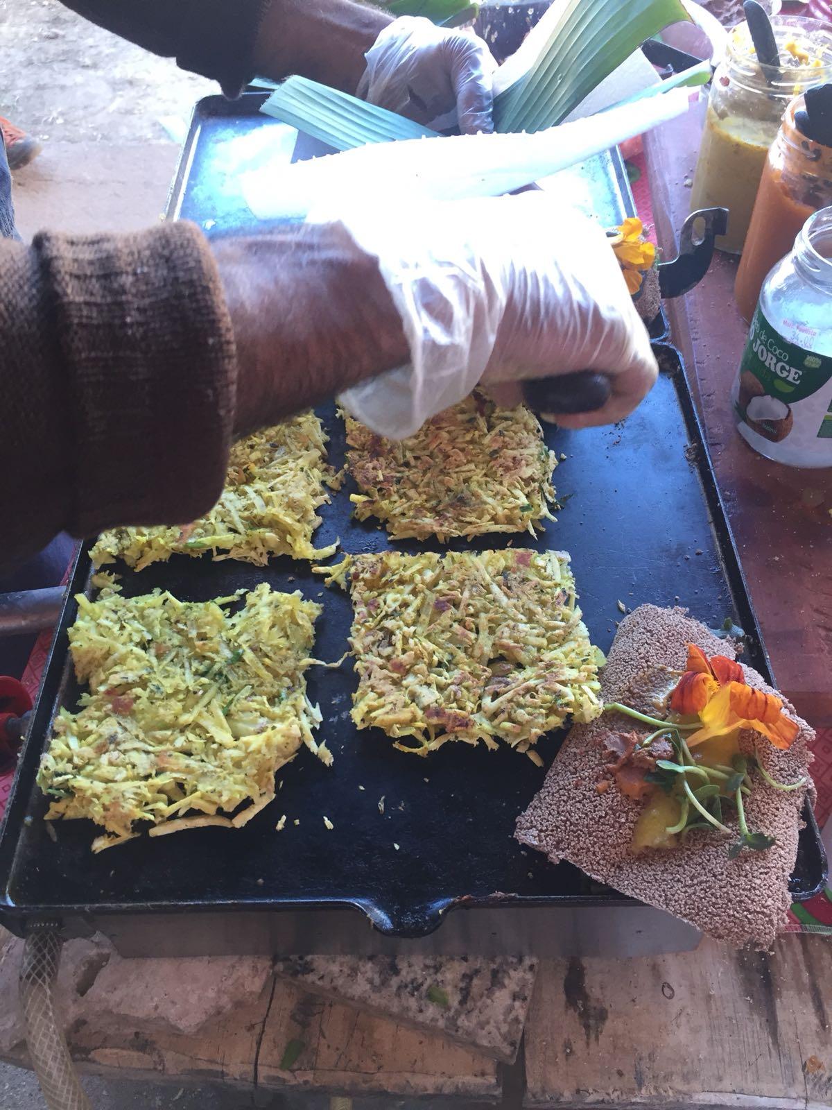 Feira Orgânica de produtos locais de Alto Paraíso, Chapada dos Veadeiros