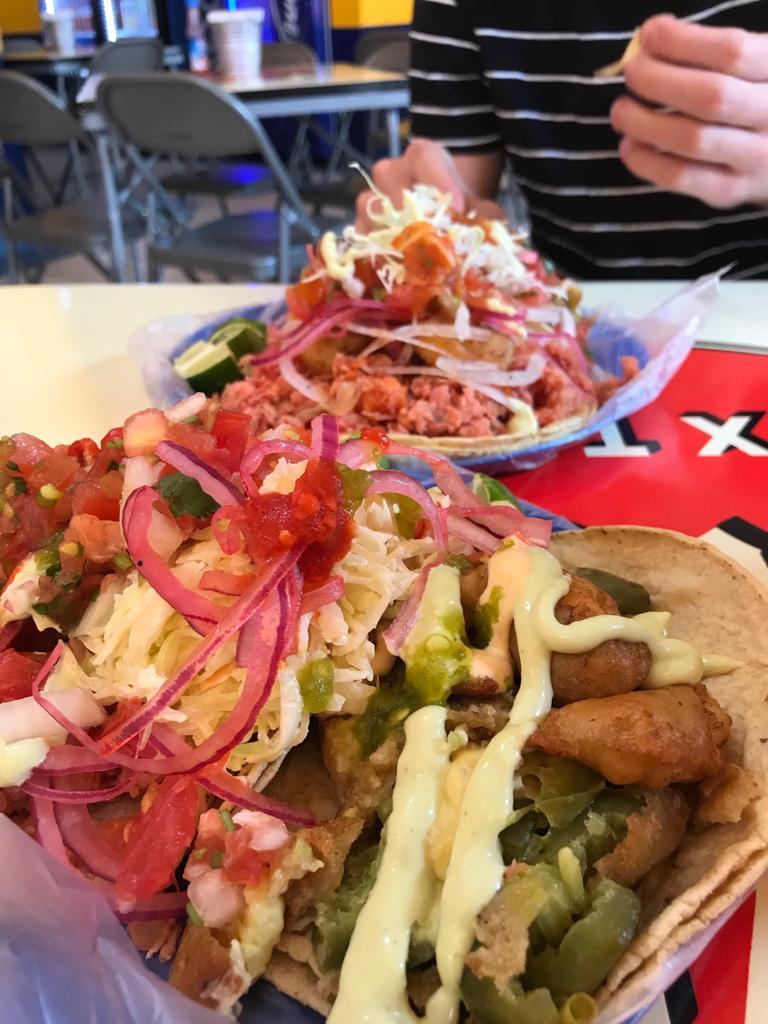 Tacos Cidade do México