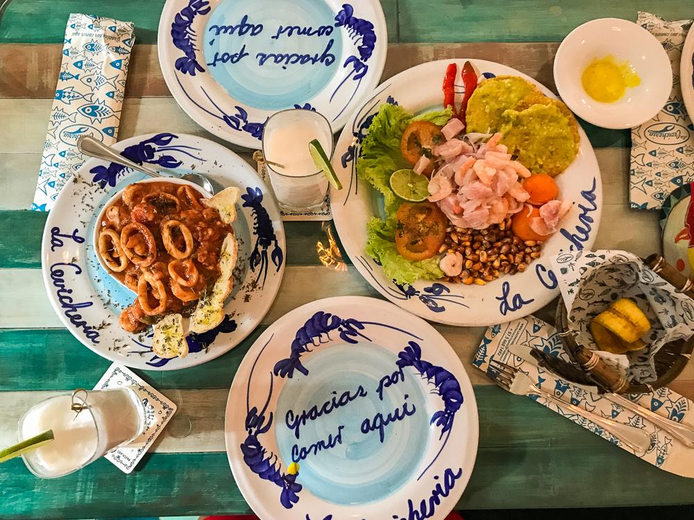 Comer Bem E Barato Em Cartagena Gira Mundo