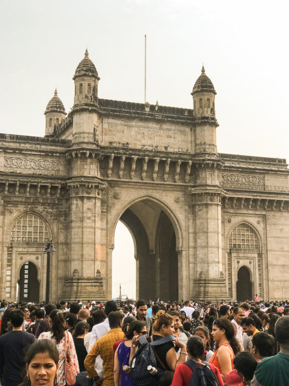 Gira Mundo na Índia