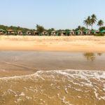Agonda Beach, em Goa