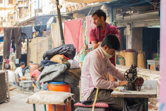 Old Delhi de bicicleta: como foi a experiência de pedalar na capital da Índia