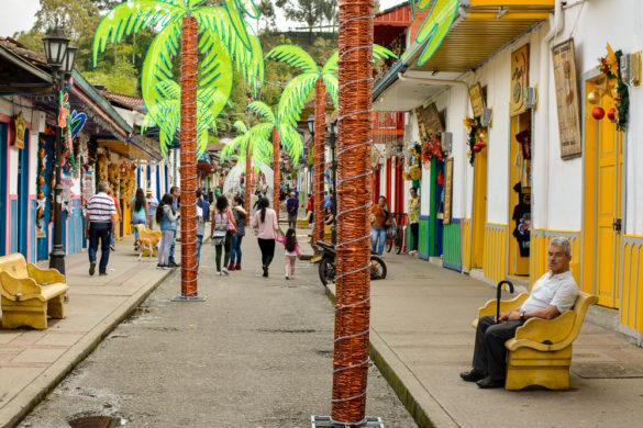 Fui Sozinha: guia de Salento, na Colômbia